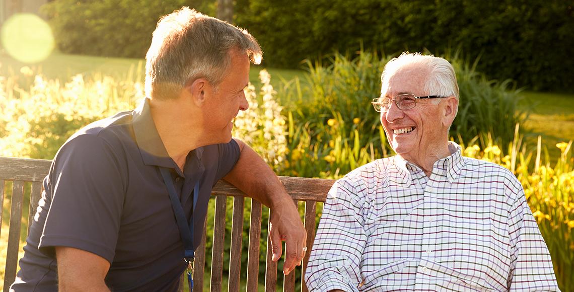 Hvordan udvikler demens sig?